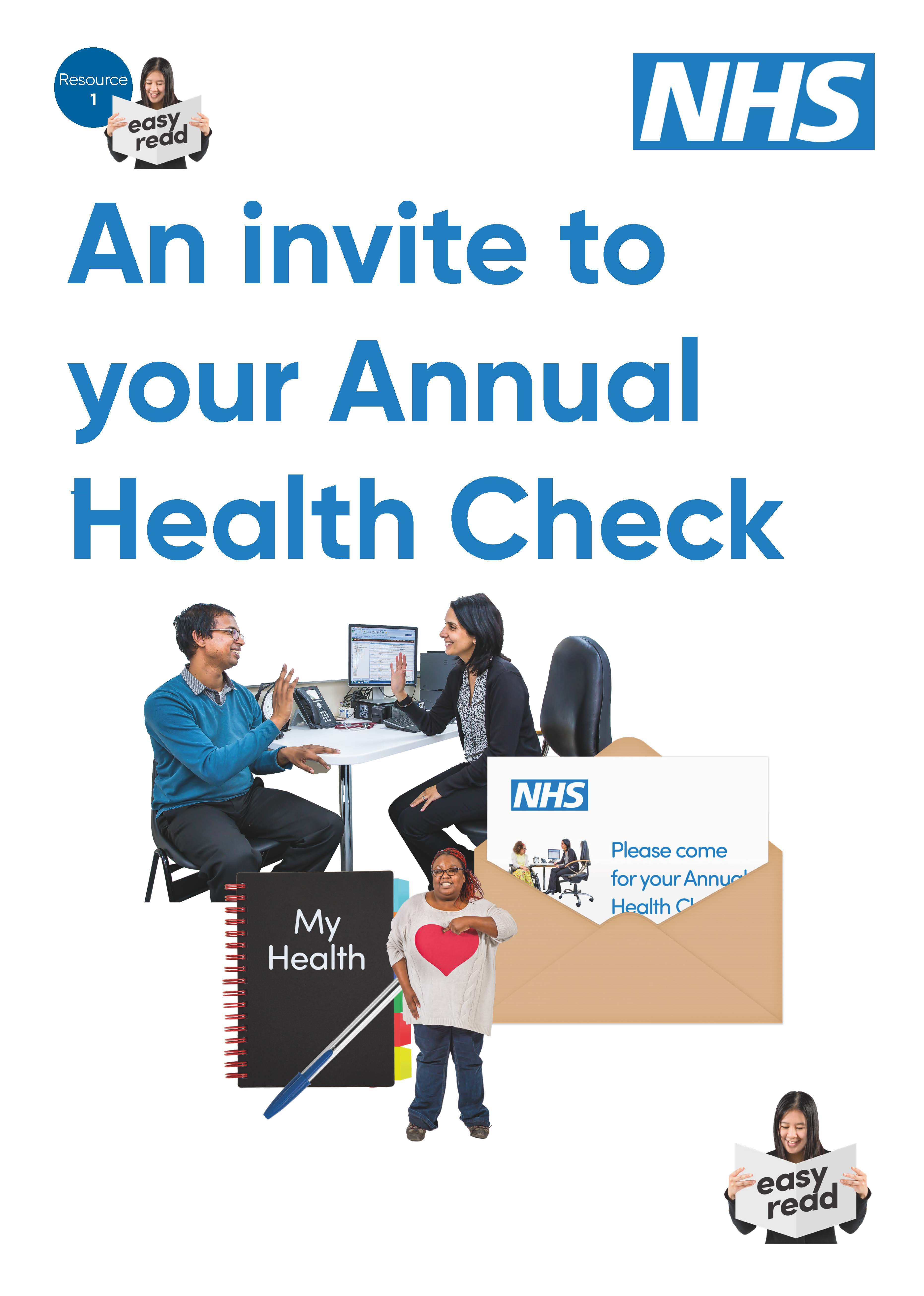01 An invite to your Annual Health Check (Essex)
