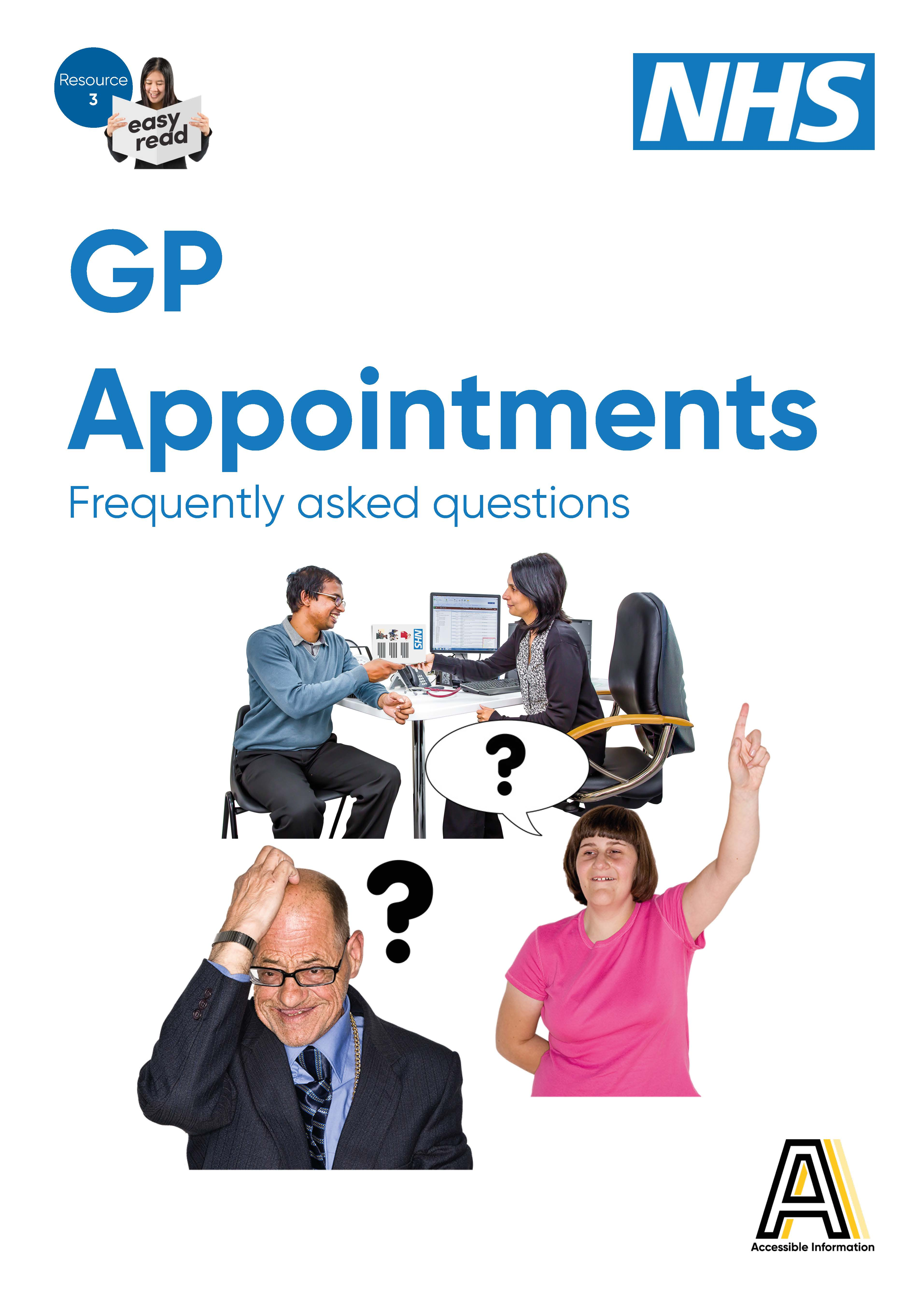 03 Information about GP appointments (Essex)